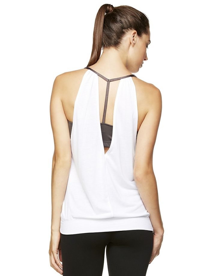 Womens Yoga Workouts Strappy Back Sport Tank: 27 Best Images About Inhale, Exhale On Pinterest