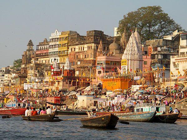 June 2012: Varanasi