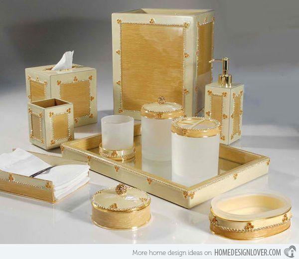 15 Luxury Bathroom Accessories Set Home Design Lover 15 Luxury