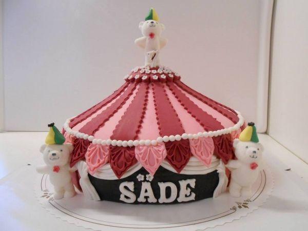 Sirkuskakku - Kiitos Ebbe! #mitätahansaleivotkin #leivojakoristele #droetker #kakku #leivonta #kilpailu