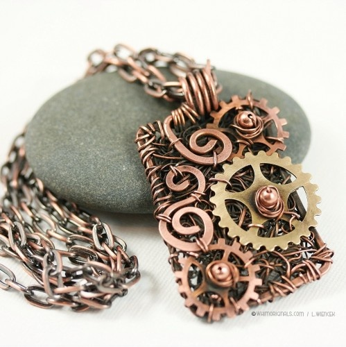 how to make steampunk devices