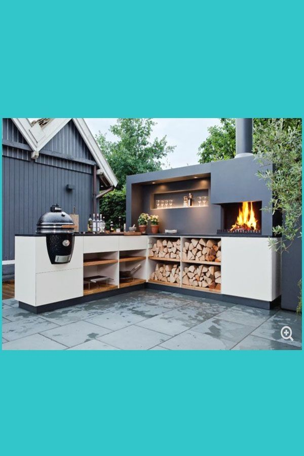 Having An Outdoor Kitchen Ideas Your Backyard Has Many Benefits