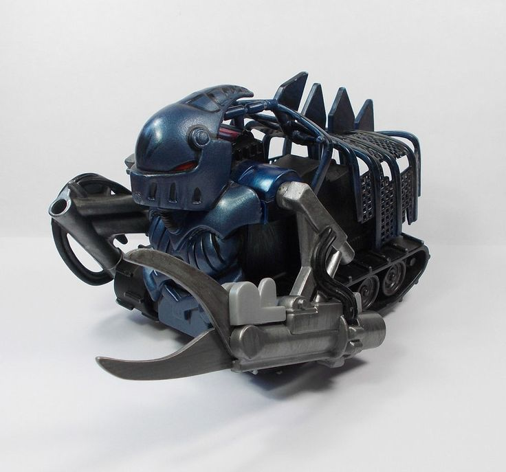 Robot Wars - Sir Killalot - Large - Action Toy Figure - BBC 2000 Logistix