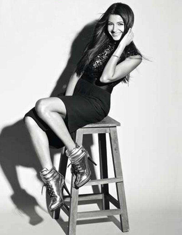 Anushka Sharma. Marie Claire. Bollywood. Actress.