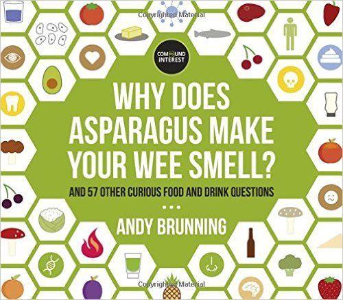 En bog med forskellige kemiske fun facts.