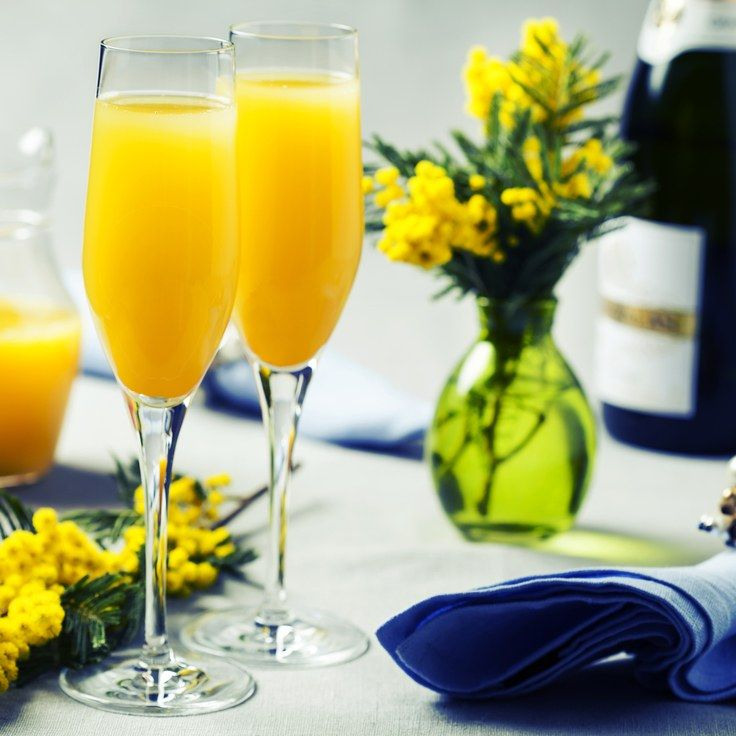 How to Make Mimosas That Will Up Your Brunch Game