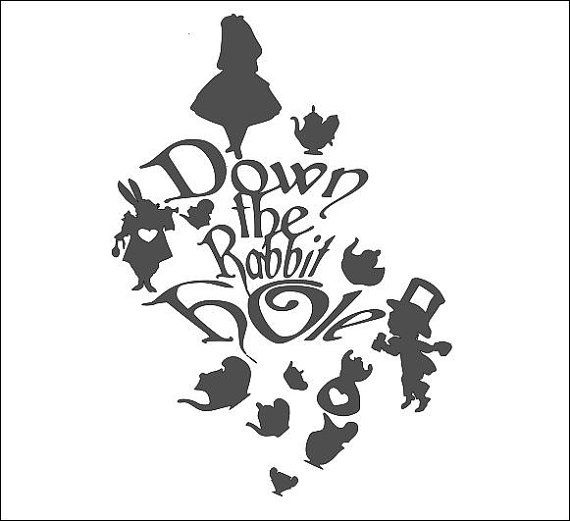 Best 25 Alice In Wonderland Rabbit Ideas On Pinterest