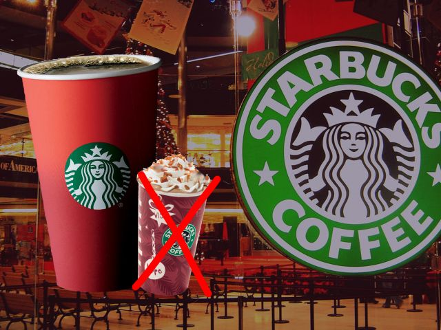 15 best Starbucks Cup Boycott images on Pinterest | Starbucks cup ...