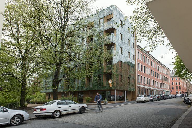 Dælenenggata 36_Element Arkiteker. Statens Byggeskikkpris 2014