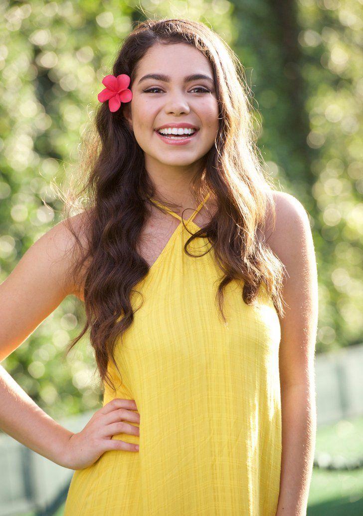 Meet Auli'i Cravalho, the 16-Year-Old Voice of Moana