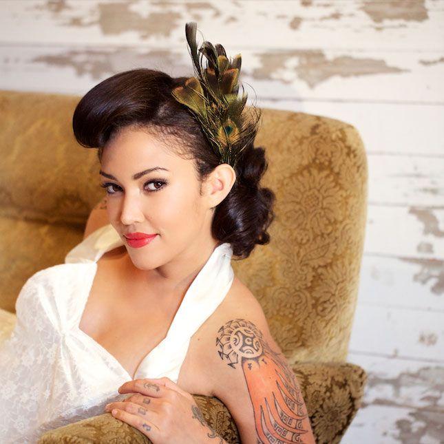 Waiheke Wedding Vendors: Island Beauty make-up. Charlotte Edwards.