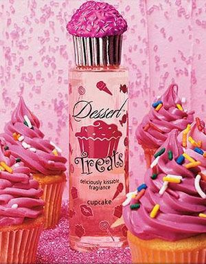 Dessert Treats Cupcake Jessica Simpson. I remember having this and her lipglosses same brand