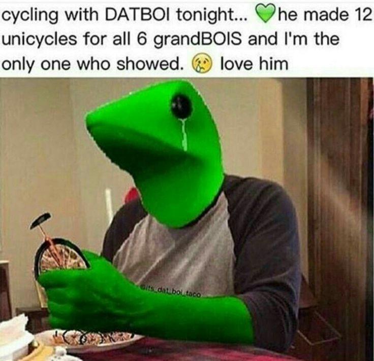 f9f89416c9faaa2dc0a5f7f1d810f8ad dankest memes funny memes 10 best dat boi images on pinterest dankest memes, hilarious and,Its Dat Boi Meme
