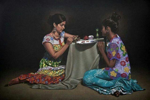 Artist shashikant dhotre from sholapur india google search