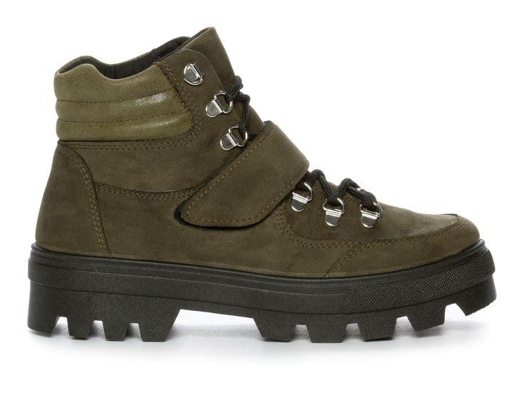 Attitude Sneakers - Gröna 308042 feetfirst.se