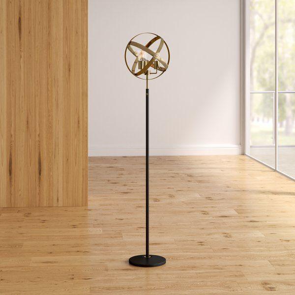Ryann 70 5 Floor Lamp Floor Lamp Lamp Contemporary Floor Lamps