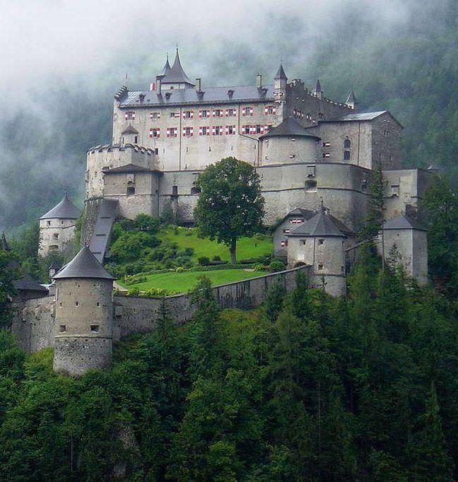 Burg Hohenwerfen, #Berchtesgaden, #Bayern