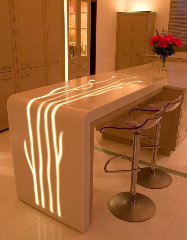 A Great Design Featuring DuPont™ Corian®