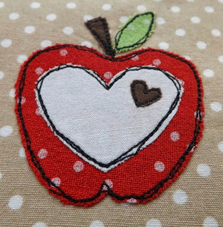SewforSoul: Free Motion Embroidery.  Teacher Appreciation Gift ~ Fabric Journal Cover.  Full Tutorial & Pictures on Blog.