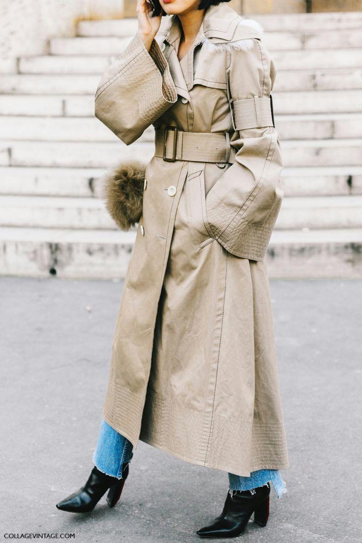 trench coat love