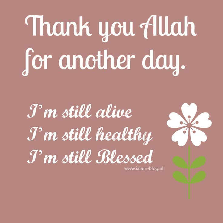 health benefits of saying alhamdulillah Islamic sunrays com  so daily i developed a routine whereby i would get up in the morning say alhamdulillah for new day, sit up in bed say alhamdulillah for .