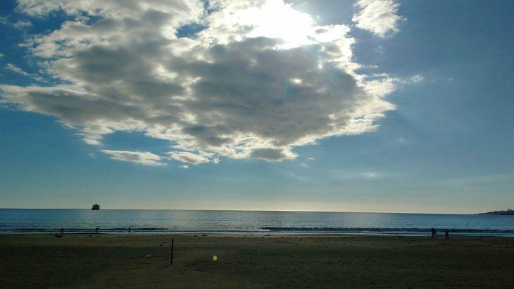 Playa blanca ! Octavia región