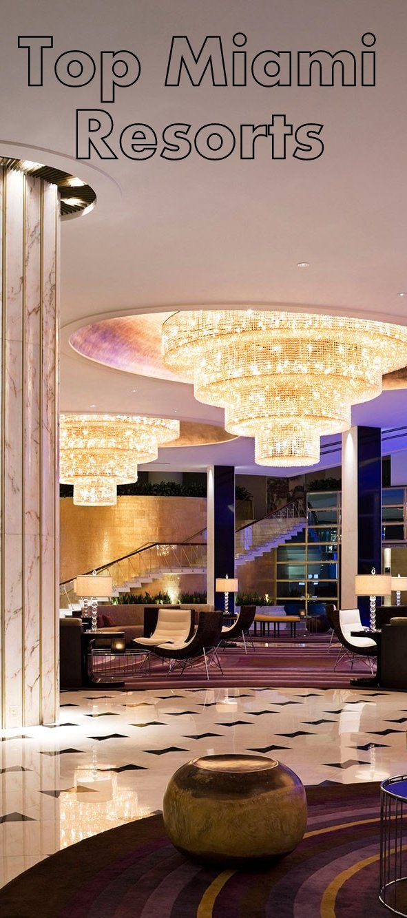 Fontainebleau  - Our top  Miami Beach Family Resort  Top Miami Beach Resort Reviews - Inspect the top family, all inclusive, adult and luxury resorts and hotels in Miami.  Miami travel and vacation information. Part of the top Florida Beach Resorts and Hotels list.  #Miami  Top Miami  Resorts