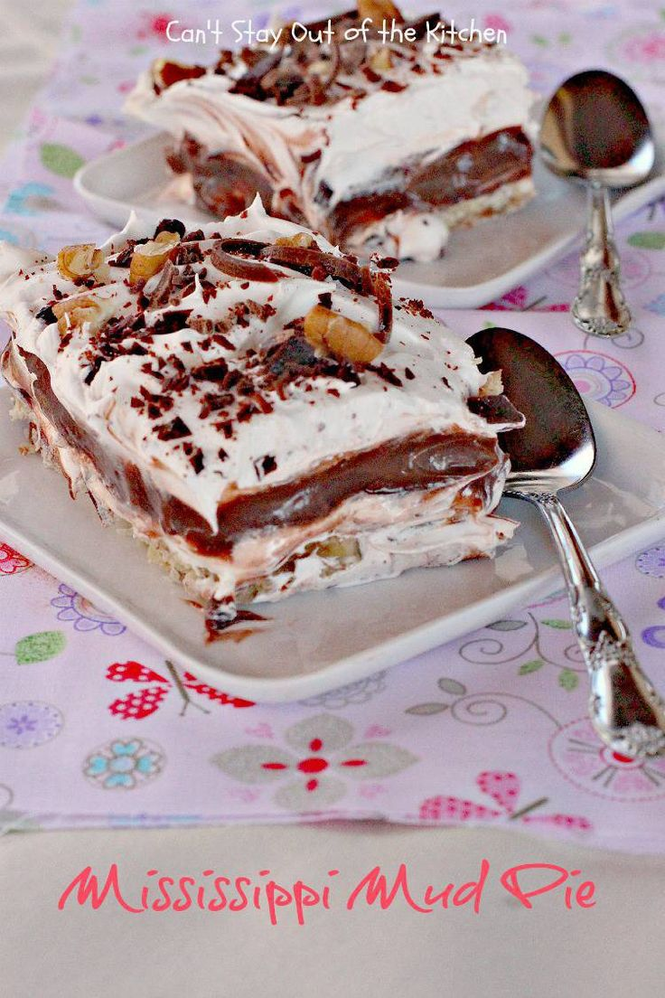Mississippi Mud Pie Just Looking At This Picture Fills Me With Childhood Memories Can