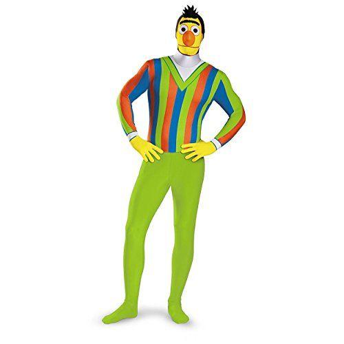 Sesame Street: Bert Skin Bodysuit Costume   Sesame Street: Bert Skin Bodysuit Costume  http://www.beststreetstyle.com/sesame-street-bert-skin-bodysuit-costume/