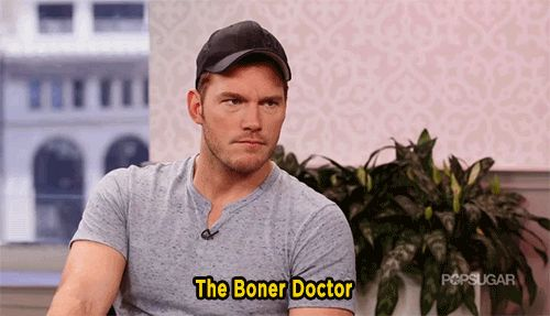 When he gave this amazing response to what his space outlaw name would be: | 21 Times We Fell In Love With Chris Pratt This Summer
