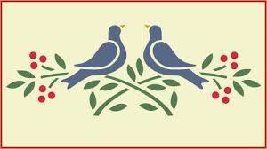 Risultati immagini per folk art birds