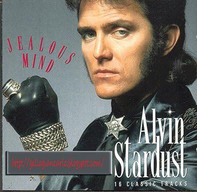 "fotografie e altro...: Alvin Stardust ""Jealous Mind"" CD musicale genere R..."