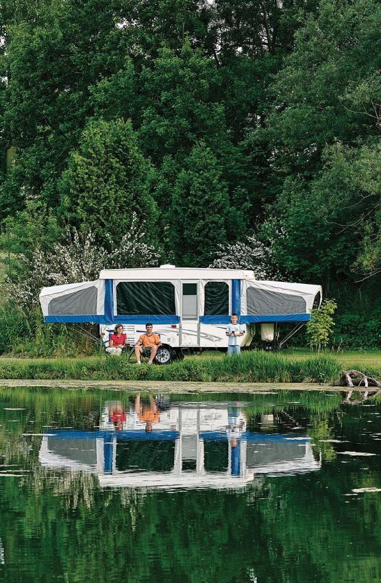 Pop Up Tent Camper Pictures [Slideshow]