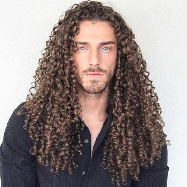 47 Best Perm Hairstyle Looks To Look Your Best With Curls Permed Hairstyles Curly Hair Styles Long Hair Styles