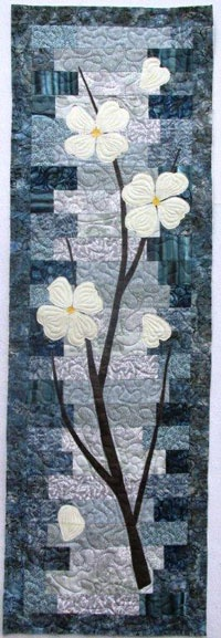 May Flowers Table Runner