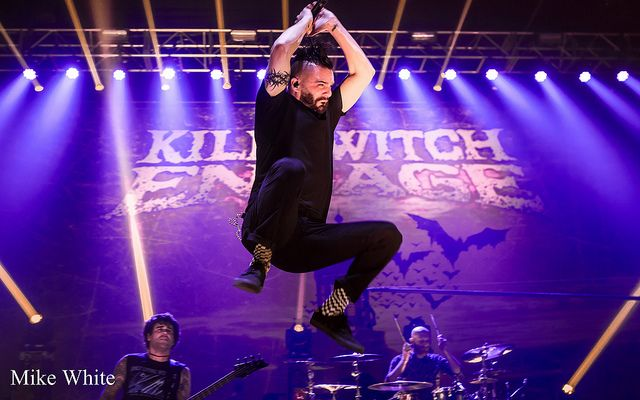 Killswitch Engage at the O2 Academy Brixton - Jesse Leach