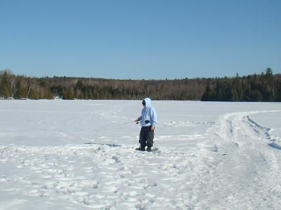 17 best images about ontario canada on pinterest for Ice fishing canada