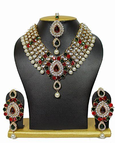 Vvs Jewellers Indian Bollywood Style Gold Plated Pearls G... https://www.amazon.ca/dp/B01M14BQFZ/ref=cm_sw_r_pi_dp_x_4u6WybXF1NAMJ