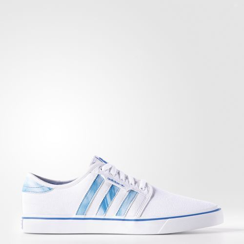 low priced a6712 92ab2 Seeley Shoes - White
