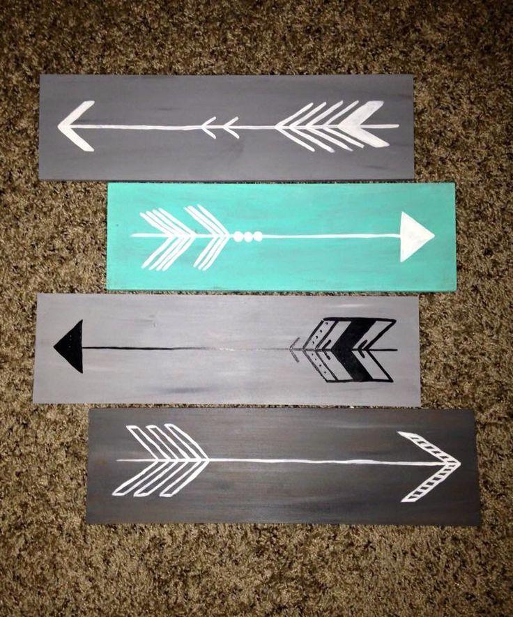 Arrow signs More