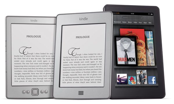 I'm not necessarily a fan of the Kindle, but I do like the design of the new Amazon.com devices.