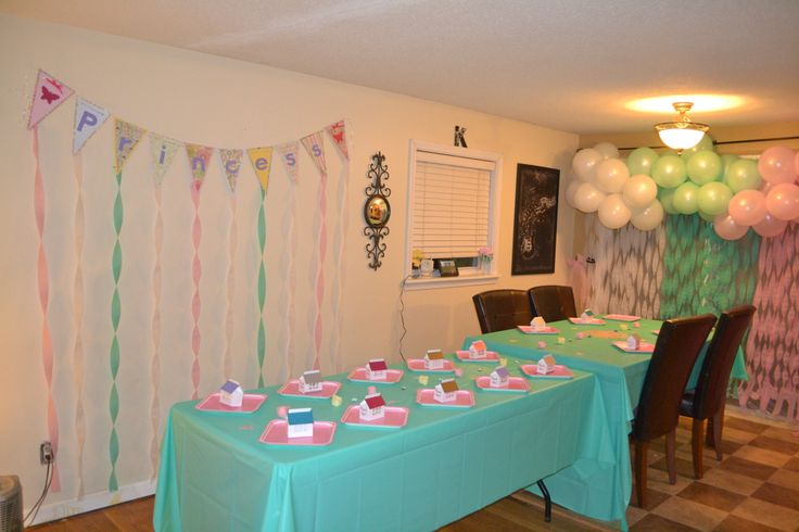Table Setting & 16 best Fairy Princess Party images on Pinterest | Fairy princesses ...