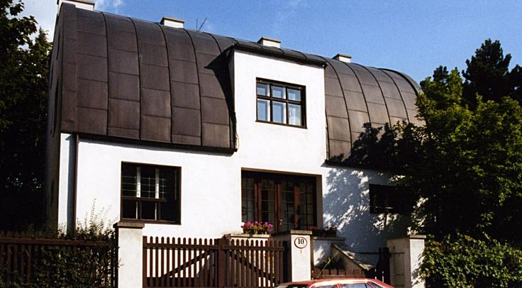 Steiner House   Vienna, Austria   Adolf Loos   1910