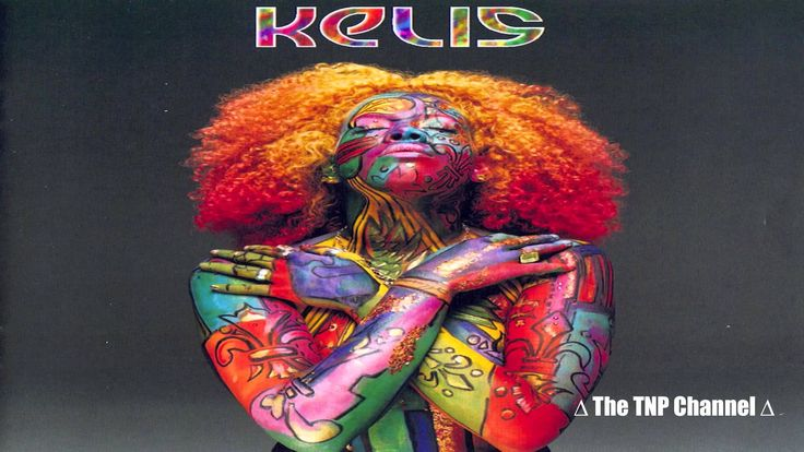 """Kelis - """"Caught Out There"""""""