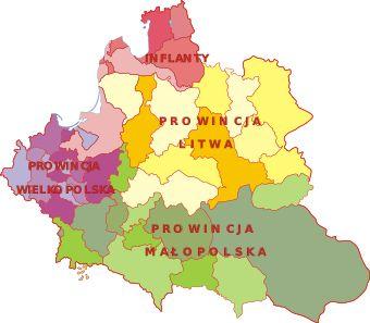 Prowincja małopolska – Wikipedia, wolna encyklopedia