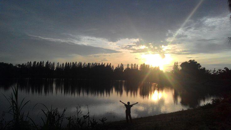 Sunrise @Perning - Jatikalen - Nganjuk
