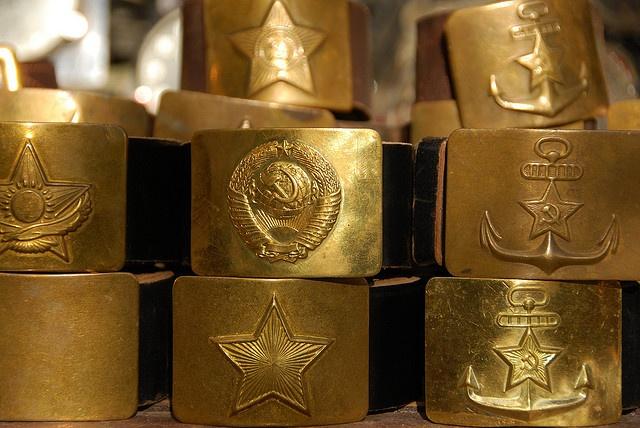 #Russian army #belts