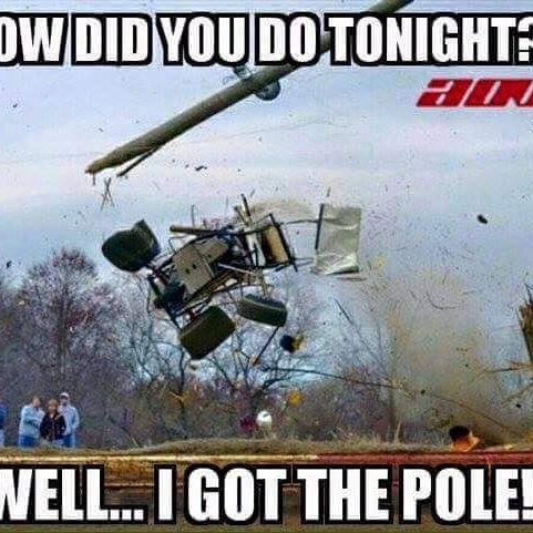 Funny Dirt Track Racing Memes