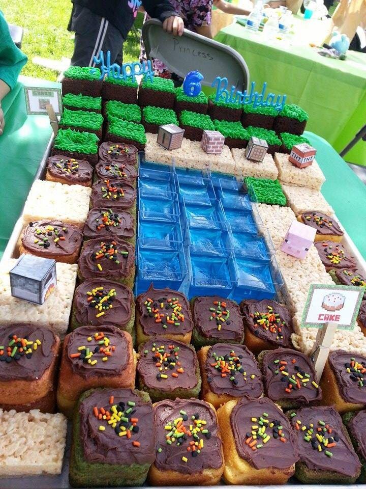 Giant Food Store Mini Brownies