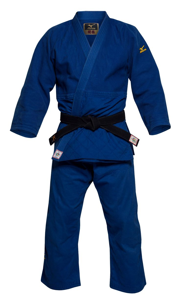 MIZUNO BLUE YUSHO Comp IJF-APPROVED Judo uniform  NEW.  All Sizes #5127. MIZUNO BLUE YUSHO CompIJF-APPROVED Judo uniform NEW. All Sizes The 2015 Red Label IJF approved MIZUNO judo gi is now available. This meets all regulations for fabric, weight and cut and can be worn from the most local tournament through to the Olympics and all international tournaments. This gi has regular shrinkage and most athletes will take 1 size smaller than their regular Mizuno size. Please be sure to check…